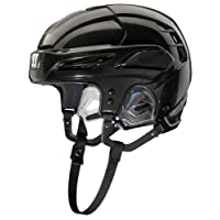 COVERT PX2H6BKM Warrior Ice Hockey Players Helmet, Black, Medium