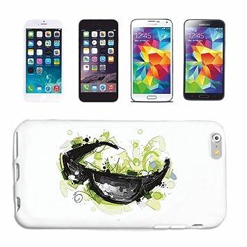 caja del teléfono Samsung Galaxy S7 Gafas de sol frescas ...