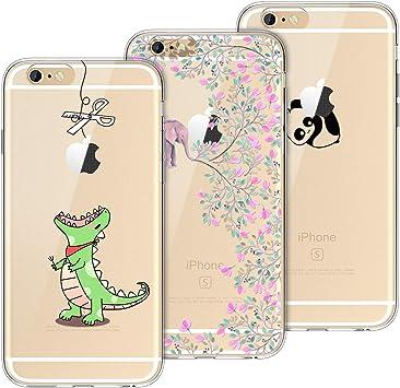 Yokata [3 Packs Funda para iPhone 6 Funda iPhone 6s Carcasa ...