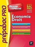 PREPABAC - Economie-Droit - Bac Pro - Nº1