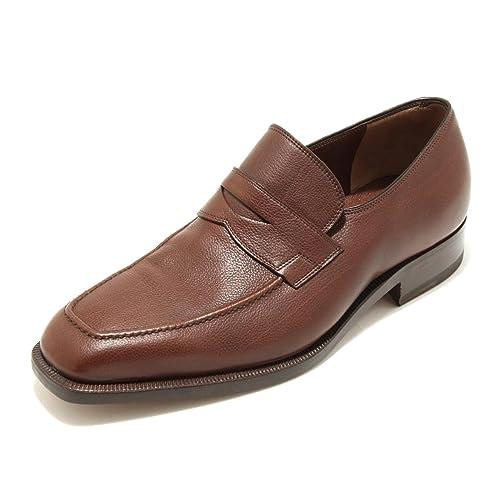 41e7676cb6 Fratelli Rossetti 3513G Mocassino Uomo Marrone Burgos Scarpa Loafer Shoes  Men [6]: Amazon.it: Scarpe e borse