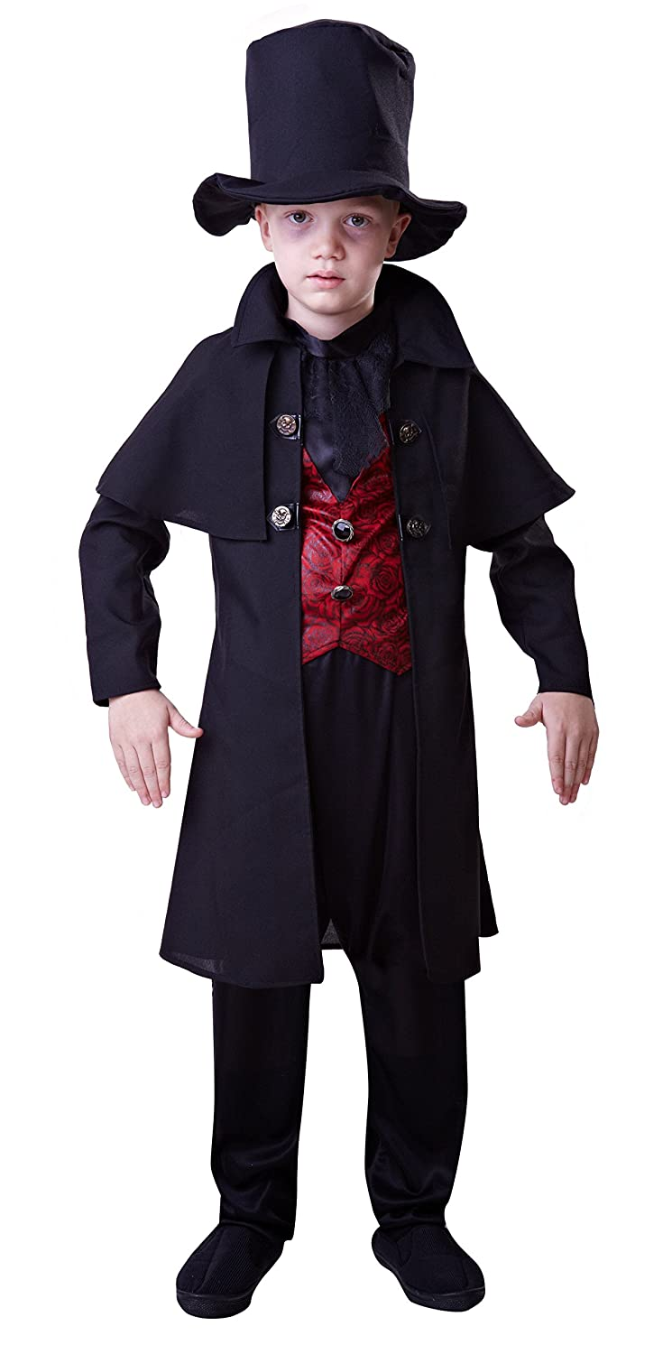 Large 05226700 L HGM Costumes Little Vampire Lord Costume One Color