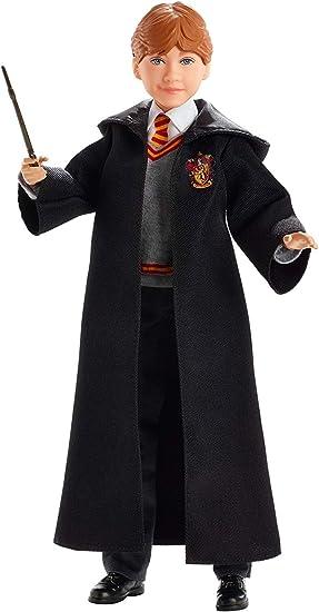 Amazon.es: Harry Potter Muñeco Ron Weasley de la colección de ...