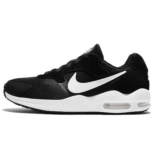 best value 26e14 99a47 Nike Air MAX Guile, Zapatillas de Gimnasia para Hombre, Negro (Black/White  004), 36.5 EU: Amazon.es: Zapatos y complementos