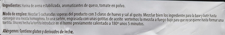 Max Protein Fitzza Harina de Avena Termo-Activada - 2000 gr: Amazon.es: Salud y cuidado personal