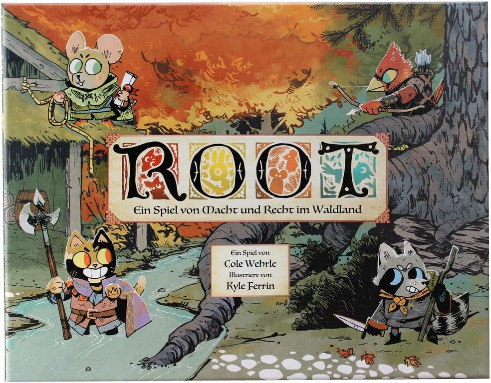 Quality Beast Root - Deutsch: Amazon.es: Juguetes y juegos