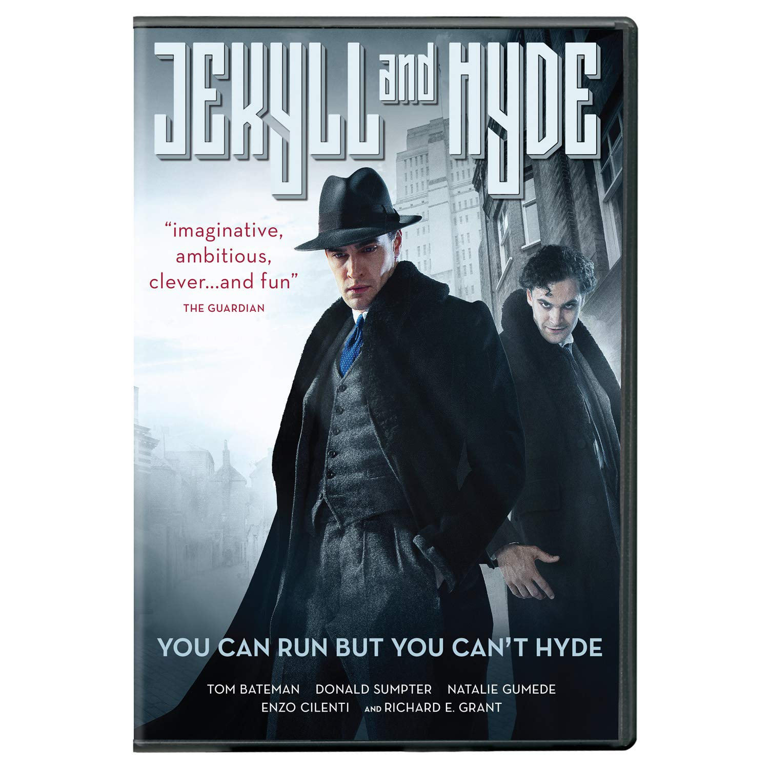 Book Cover: Jekyll And Hyde