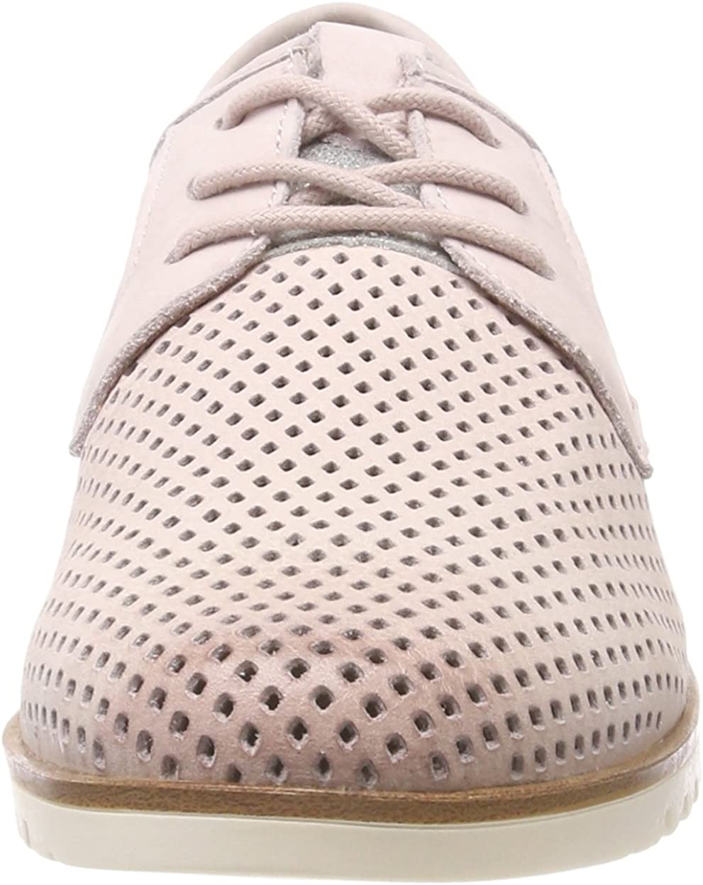 Tamaris 23603, Zapatillas para Mujer Rosa Rose