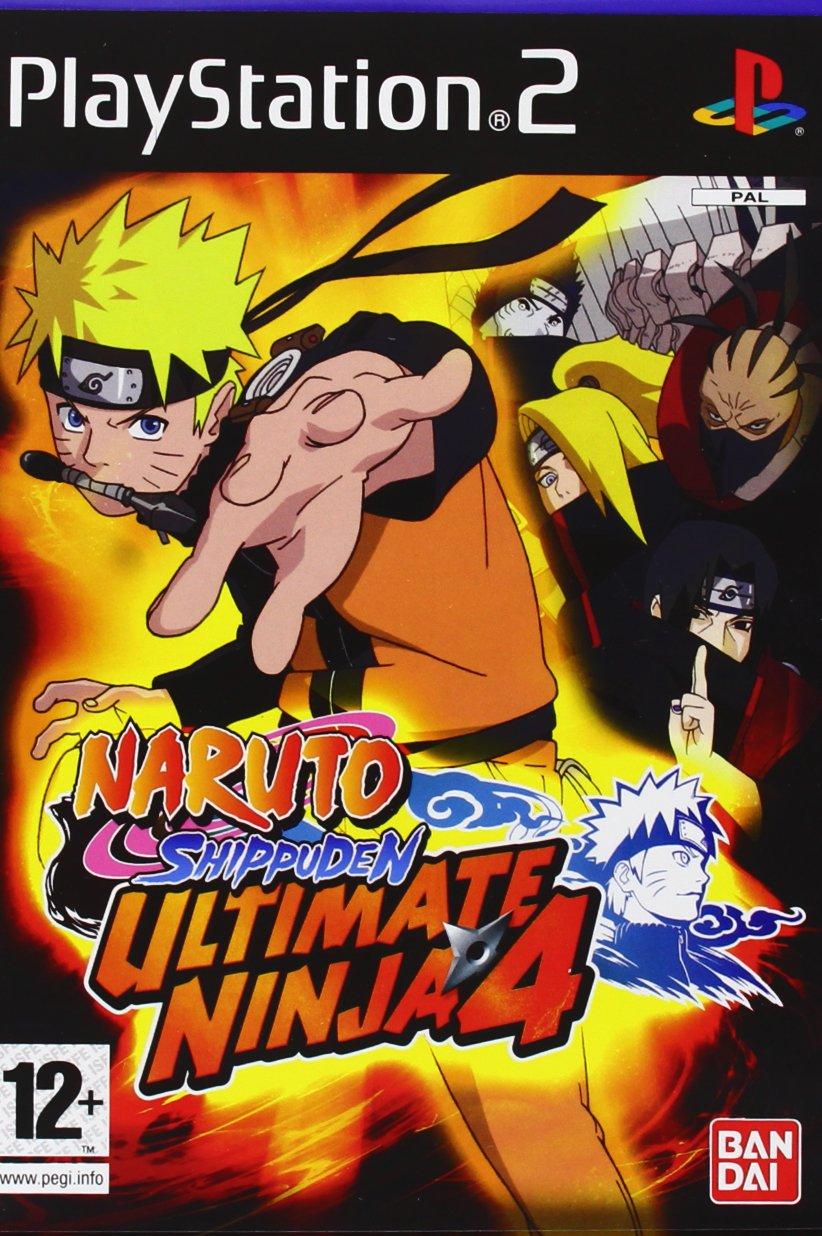 Naruto Shippuden: Ultimate Ninja 4: Amazon.es: Videojuegos