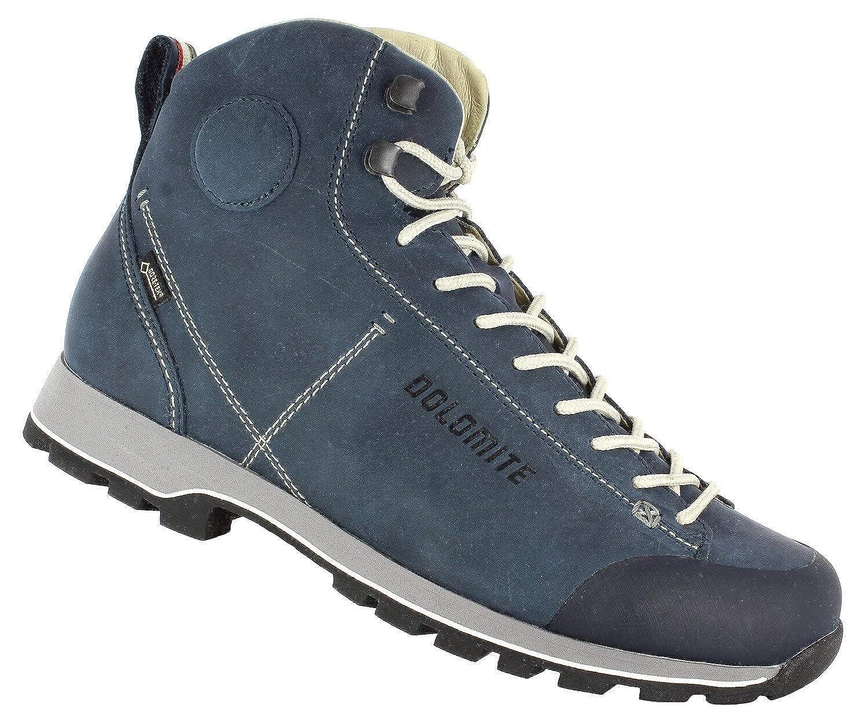 Navy blå Dolomite 54 Hight Gtx Treking New Mens skor