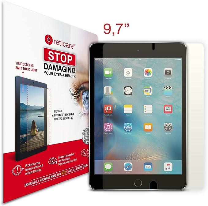 RETICARE 352T-9608-B - Protector de Ojos Compatible con Apple iPad ...