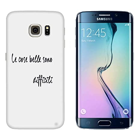Funda Galaxy S7 Edge Carcasa Samsung Galaxy S7 Edge frases ...