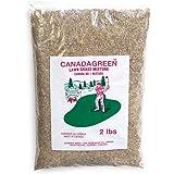 Canada Green Grass Seed - 2 Lb. Bag, Brown