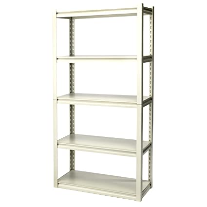gorilla rack grzr6 3618 5pcb 36 by 18 by 72 inch shelving unit with rh amazon com gorilla rack shelving replacement parts gorilla rack shelf