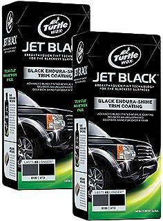 Turtle wax jet black endura shine tire coat