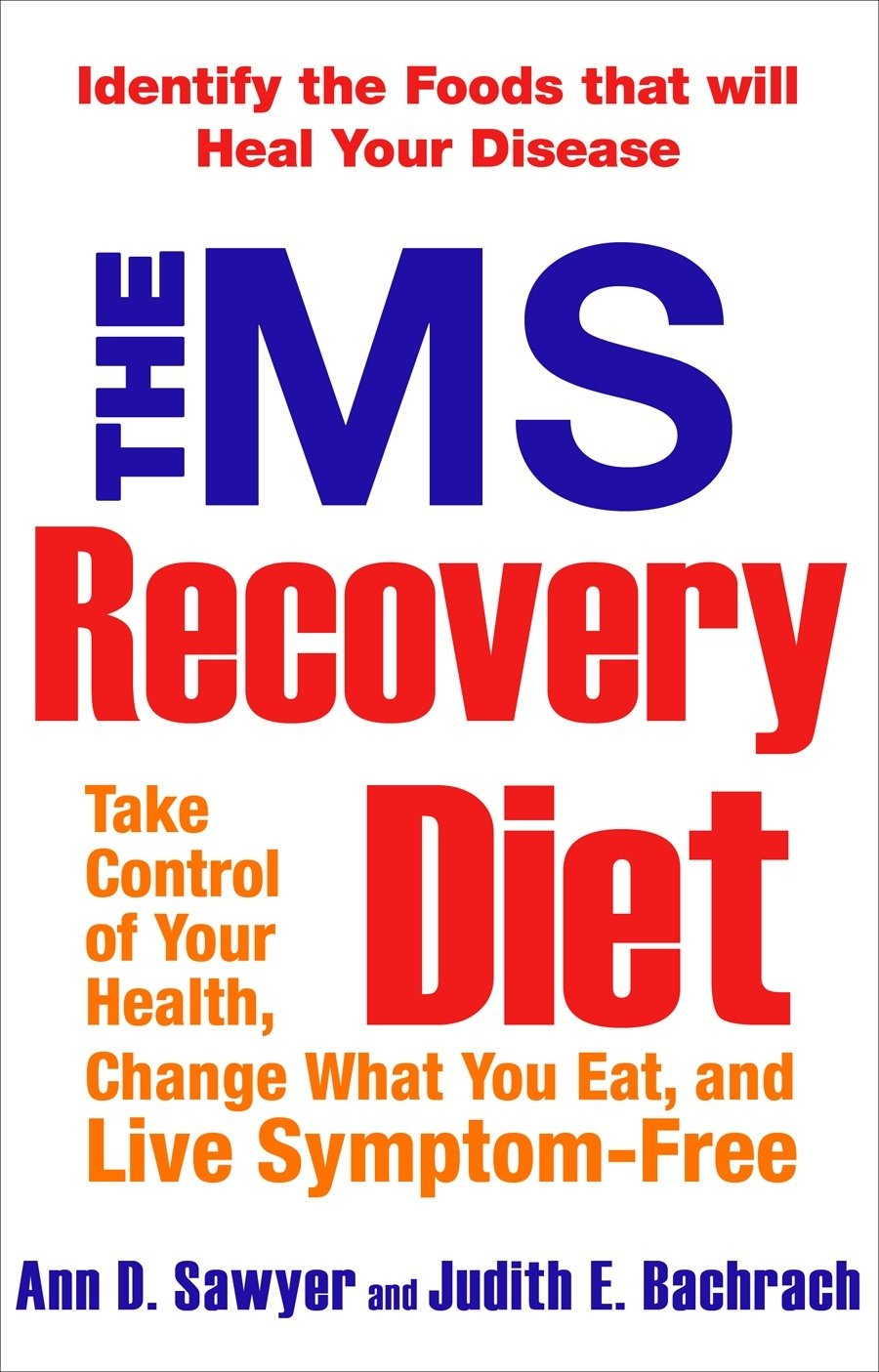 MS Recovery Diet Identify Disease product image