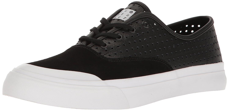 HUF Men's Cromer Skateboarding Shoe 9 D(M) US|Black Perforated