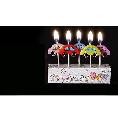 Velas de cumpleaños, Cartoon partes, partes tartas ...