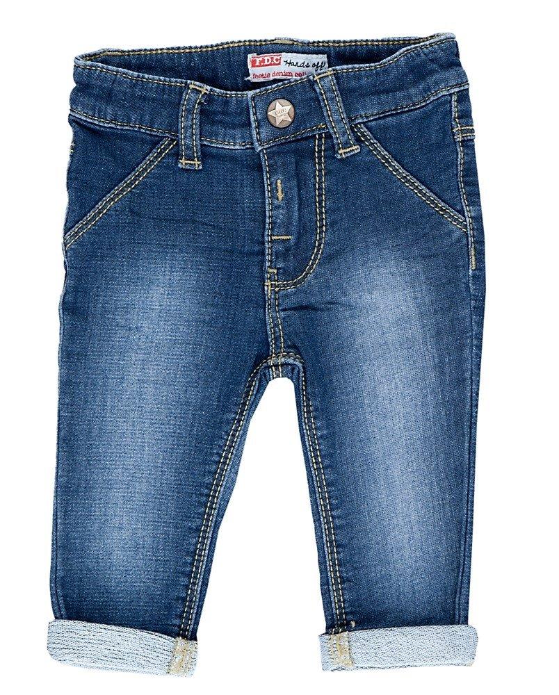 FEETJE Baby-Jungen Hose Jeans Jogg.denim 522.00519