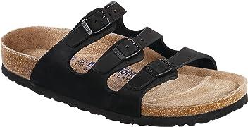 6749e1287610 Birkenstock Women s Florida Leather Sandal