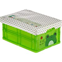 Toys Storage Box, Green