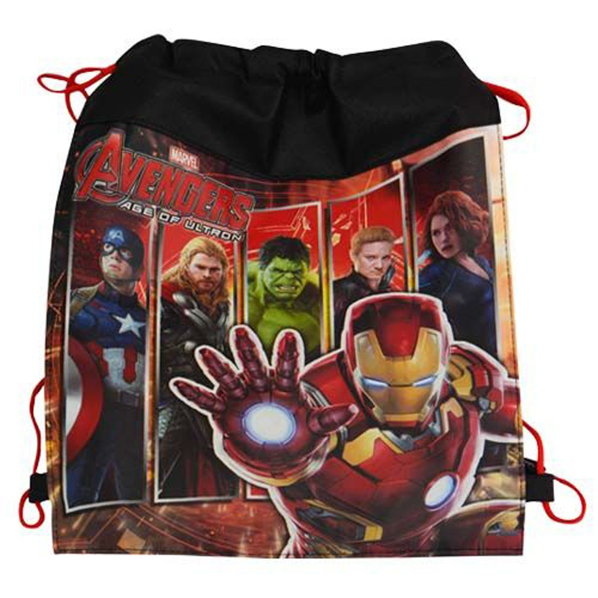 Avengers Non Woven Sling Bag with Hangtag 12p Set by Marvel