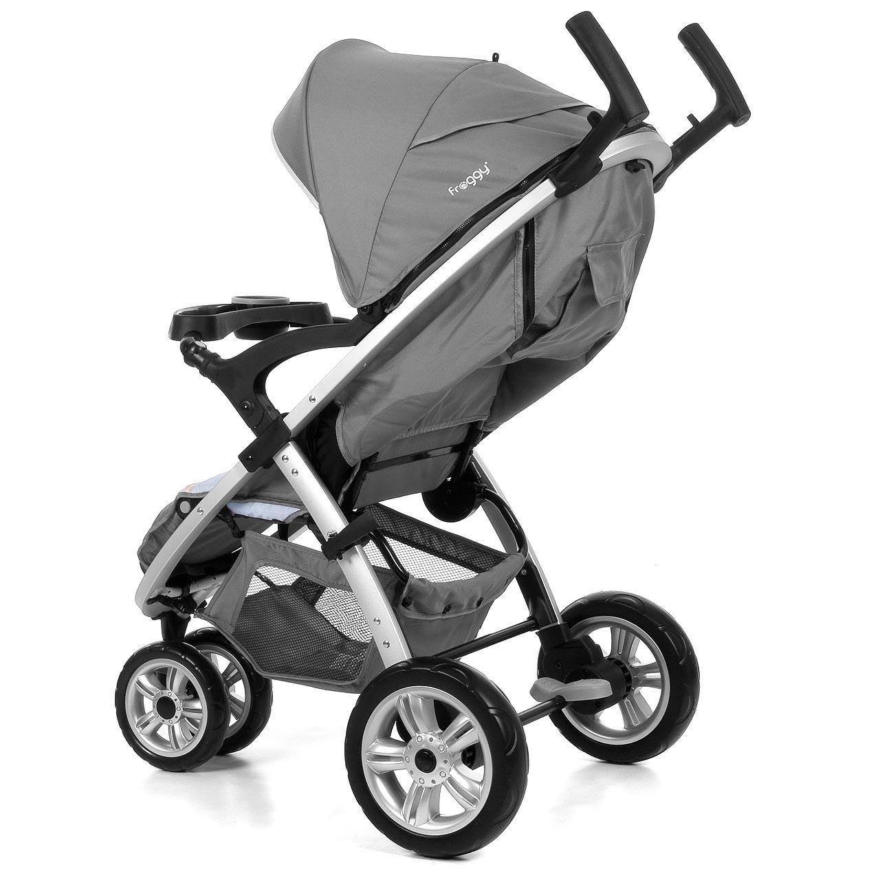 Froggy® Citybug cochecito de niño con errores cielo silla de paseo de empuje: Amazon.es: Bebé