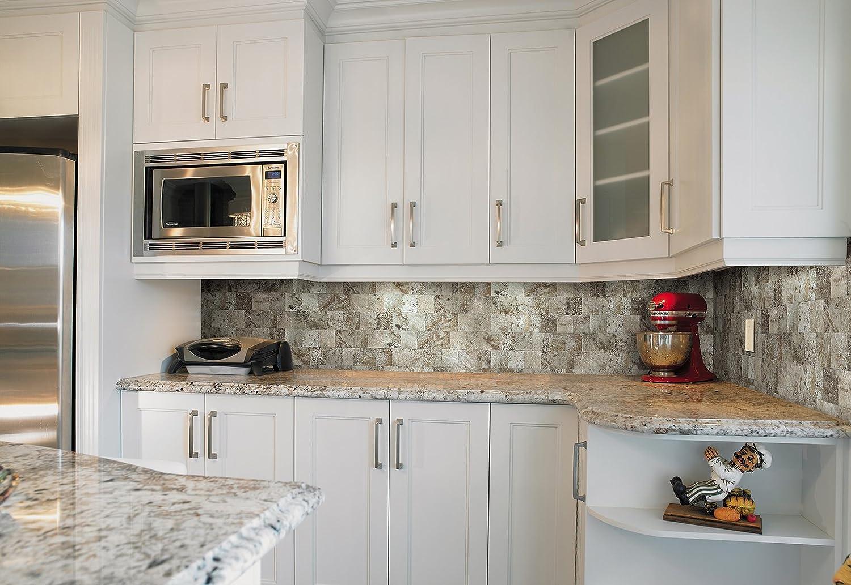 Amazon Peel And Stick Tile For Kitchen Backsplash Stick On