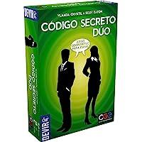 Devir- Código Secreto Dúo, única (Bgcosed)