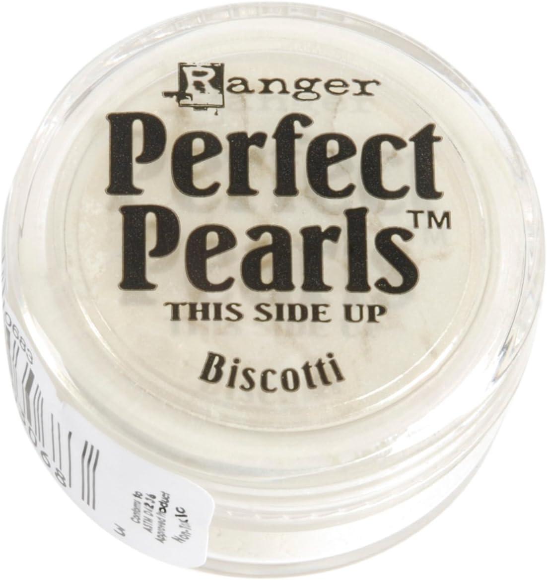 biscuits de Prato parfait perles pigments Ranger Industries Poudre