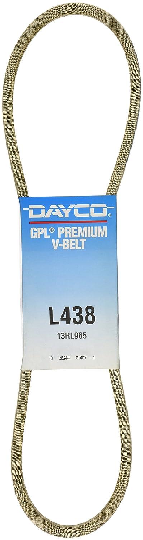 Dayco L438 V Belts