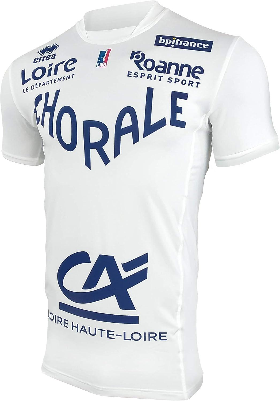 Chorale Roanne Maillot Officiel Ext/érieur 2019-2020 Basketball Mixte