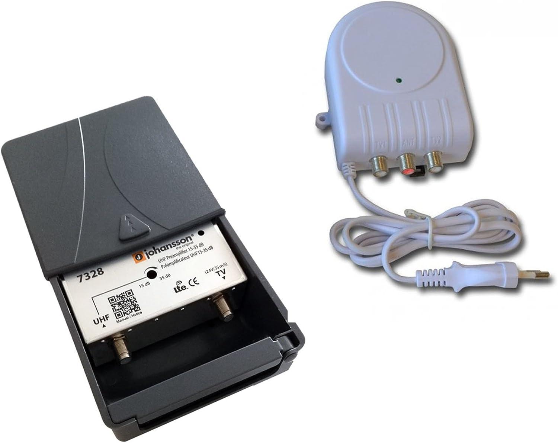 Preamplificatore antenna tv economico