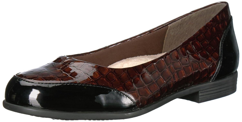 Trotters Damen Arnello, grau Croco 36 N EU  | Um Zuerst Unter ähnlichen Produkten Rang