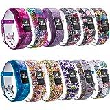 Garmin Vivofit 3/ Vivofit JR/JR. 2 Replacement Bands,Sibode Silicone Band for Garmin Vivofit 3/ Vivofit JR/Vivofit JR. 2 Bracelet (If for Kids,Wrist Over 125cm at Least)