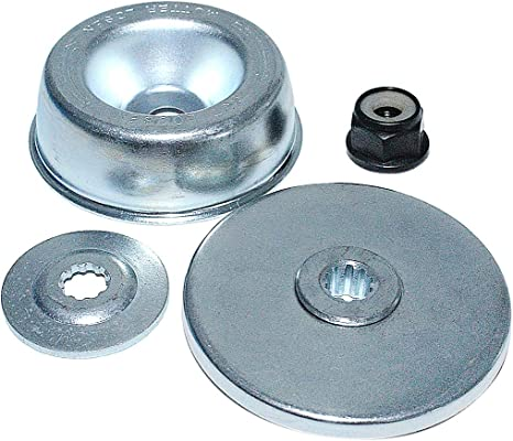 4 Blade Adapter Rider Plate fit for Stihl String Trimmer 4126-642-7600