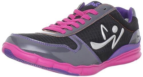 Zumba - Zapatillas de danza para mujer, color, talla 5 B(M) US: Amazon.es: Zapatos y complementos