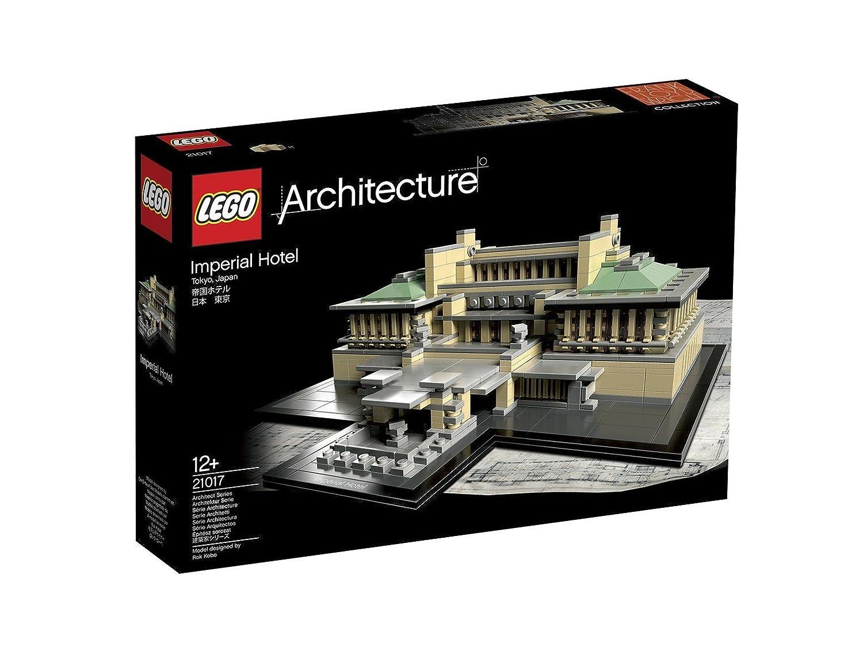 レゴ (LEGO) アーキテクチャー 帝国ホテル 21017   B00A8LNYT0