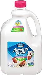 Almond Breeze Unsweetened Original Almondmilk