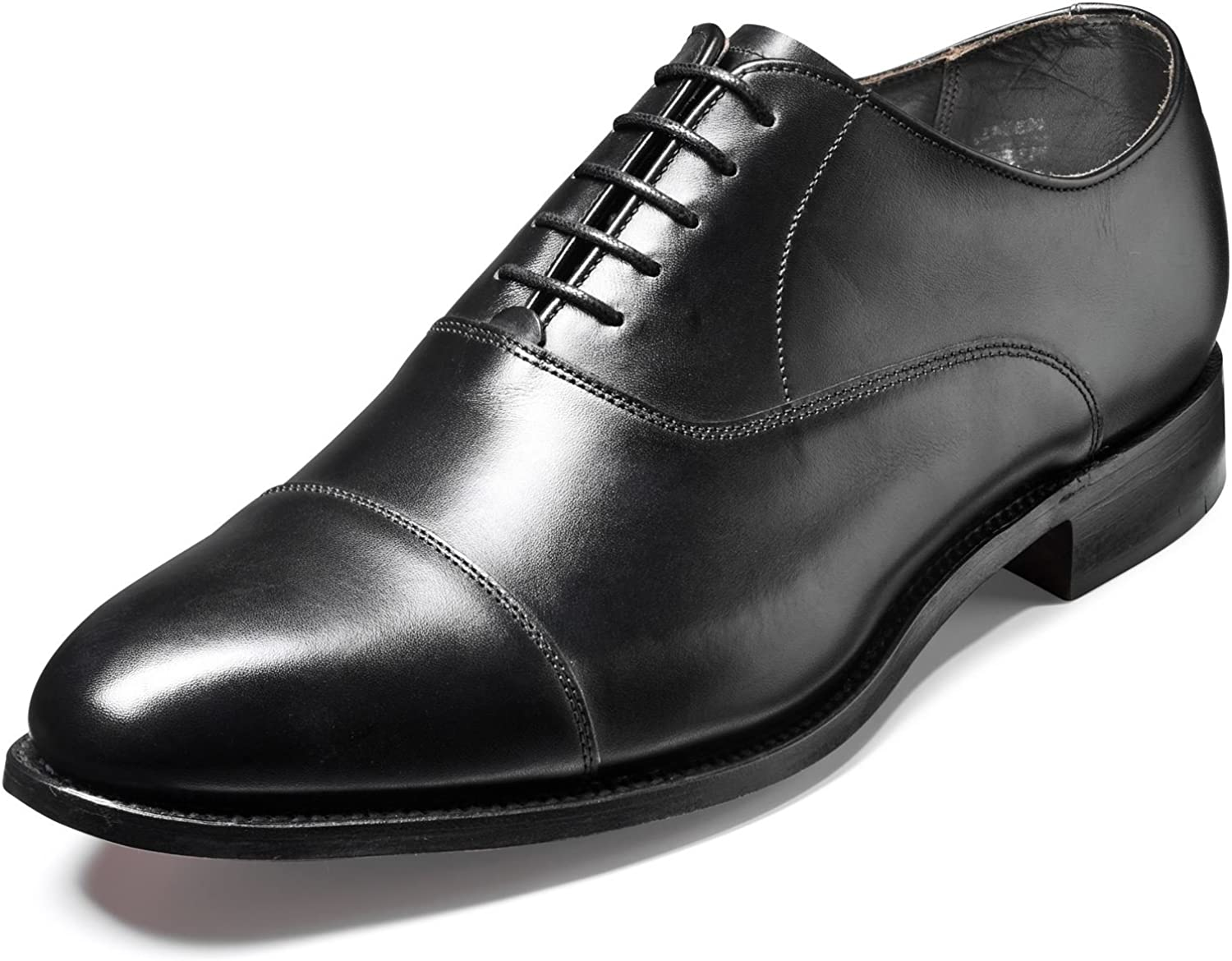 Barker Shoes Style: Duxford - Black
