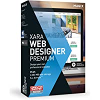 Xara Web Designer Premium – 15 – Create your own professional websites