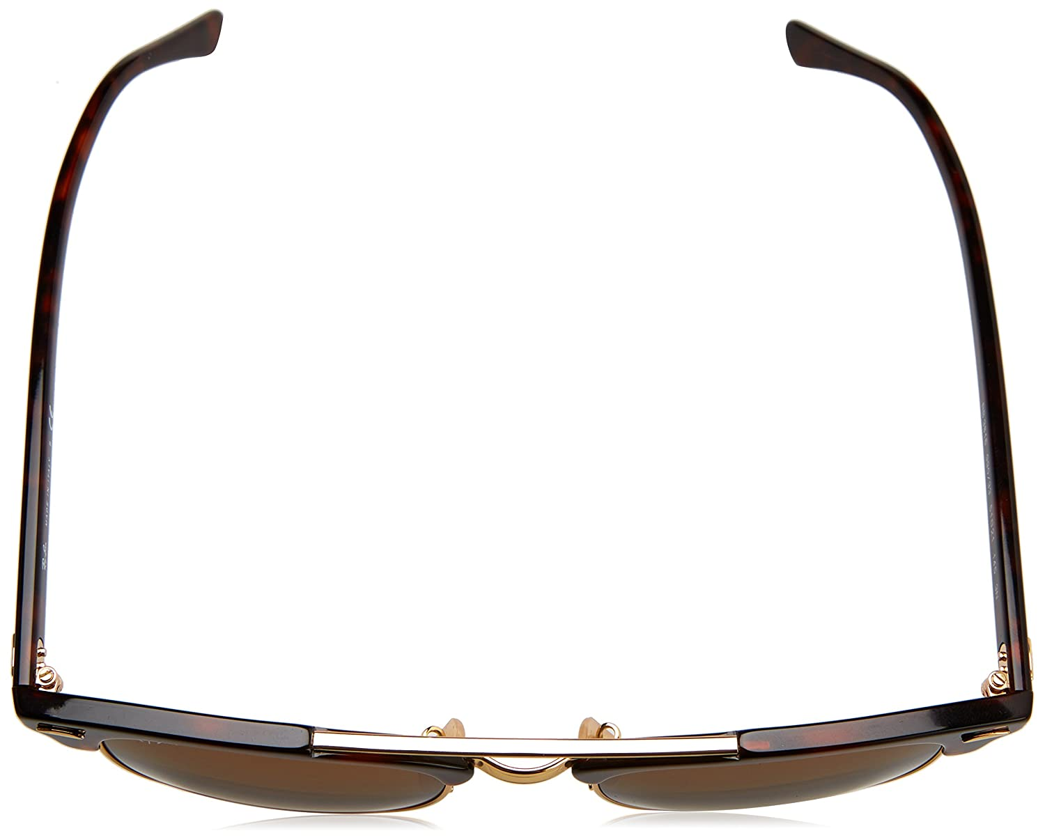 a289e08a885 Ray-Ban UV Protected Browline Clubmaster Unisex Sunglasses - (0RB3816990  3351