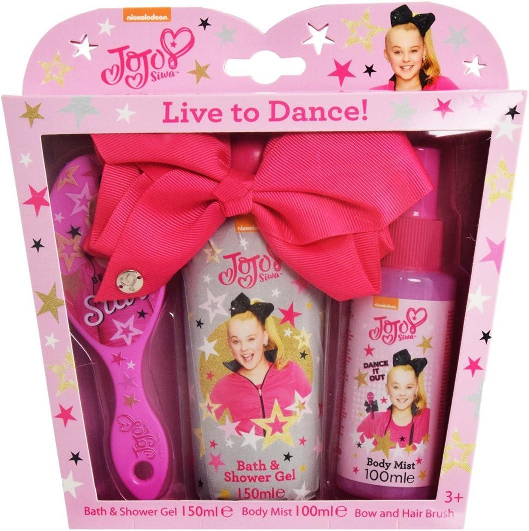 Jojo Siwa Live To Dance Gift Set