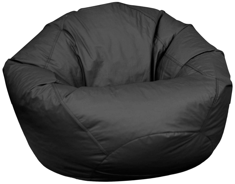 Merveilleux Amazon.com: American Furniture Alliance Fun Factory Classic Bean Bag,  Large, Navy: Kitchen U0026 Dining