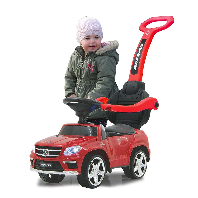 Mercedes Rutschauto 4 in 1 - Jamara Rutscher Mercedes Rot