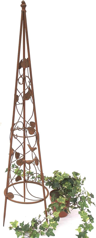 Pérgola Pyramide 082547 metal 95 cm de bis164 cm Escalada ayuda ...