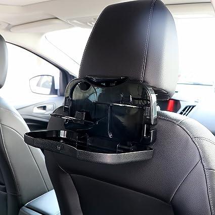 Auto Klapptisch.Itimo Car Drink Lining Cup Tablett Auto Rücksitz Klapptisch