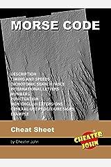 Morse Code Cheat Sheet Kindle Edition