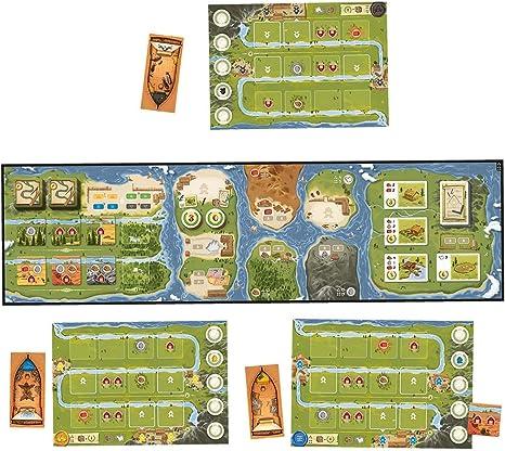 Days of Wonder- The River, Multicolor (Asmodee): Amazon.es: Juguetes y juegos