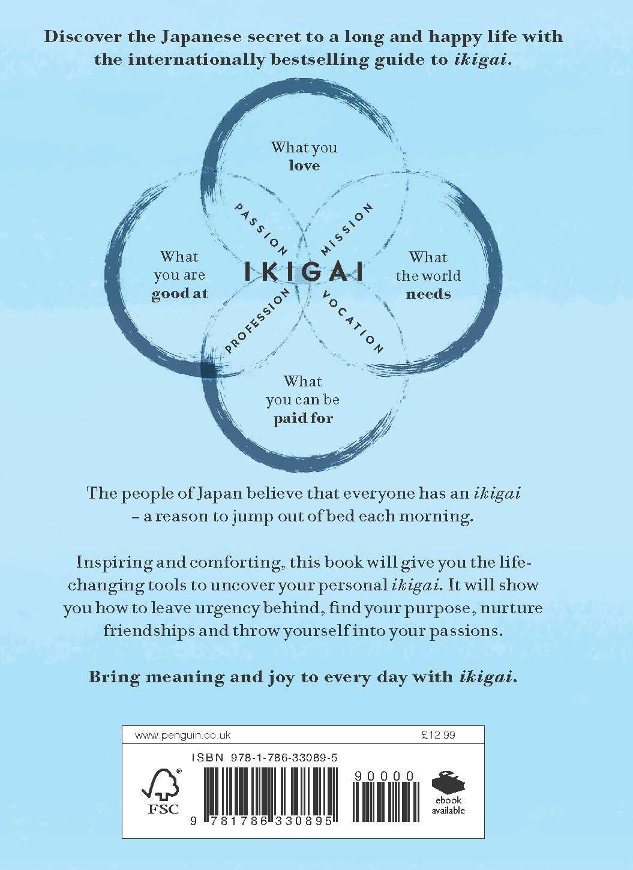 Ikigai The Japanese Secret To A Long And Happy Life Amazonde
